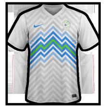 Slovénie maillot foot domicile 2014 2015