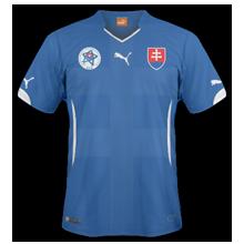 Slovquie maillot foot domicile 2014