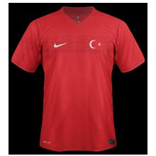 Turquie maillot domicile 2014 2015