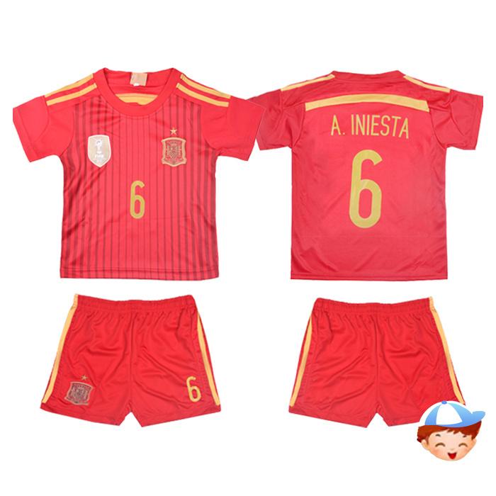 Flocage espagne coupe monde 2014 maillots foot actu - Coupe du monde espagne 2014 ...