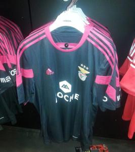 Benfica 2015 maillot exterieur