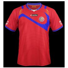 Costa Rica 2014 maillot foot domicile coupe du monde