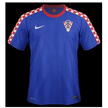Croatie extérieur 2014 maillot coupe du monde