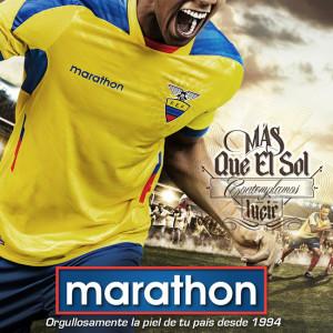 Maillot Equateur 2014 domicile coupe du monde 2014 officiel