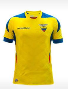 Equateur maillot foot domicile coupe du monde 2014