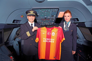 Galatasaray 2014 2015 Turkish Airlines