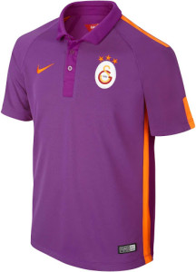 Galatasaray 2015 troisieme maillot third football