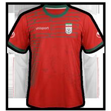 Iran maillot foot extérieur 2014