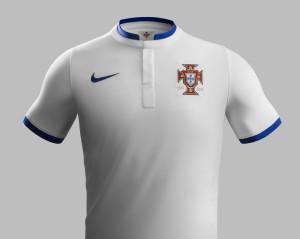 Nike Portugal 2014 coupe du monde maillot extérieur