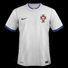 Portugal maillot extérieur coupe du monde 2014