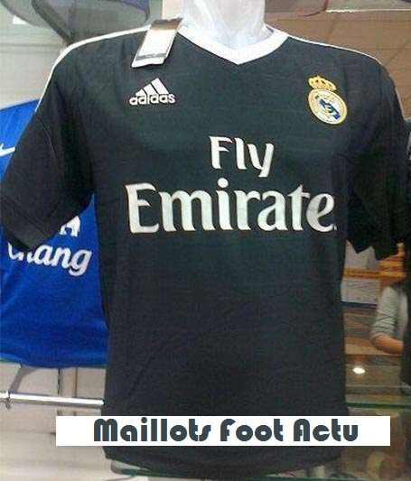 Réal Madrid Real-Madrid-14-15-maillot-foot-third-2014