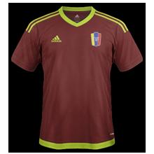 Venezuela 2016 maillot de foot domicile Copa America 2016