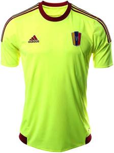 Venezuela 2015 maillot exterieur Copa America