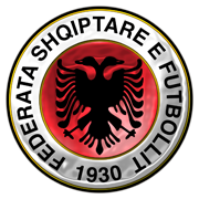 Albanie logo football