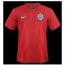 angleterre maillot extérieur 2014 coupe du monde