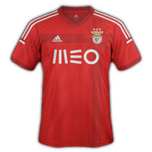 benfica maillot domicile 2015
