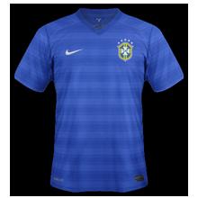 Bresil maillot foot extérieur 2014 coupe du monde