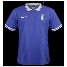 Grèce maillot extérieur coupe du monde 2014