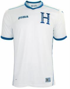 Honduras 2014 maillot foot domicile 238x300 صور تيشرتات كل منتخبات كأس العالم 2014