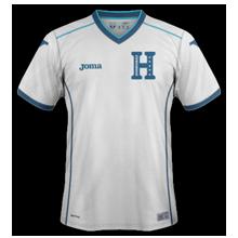 Honduras 2014 maillot foot domicile coupe du monde 2014