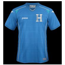 Honduras 2014 maillot foot extérieur coupe du monde 2014