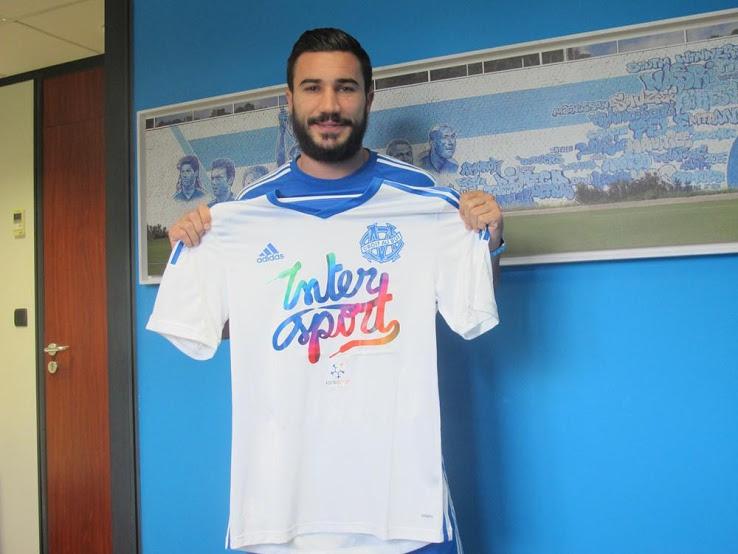 Intersport sponsor couleur maillot Olympique de Marseille diversité