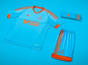 Marseille quatrieme maillot collector OM 2014 2015