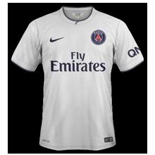 PSG 2015 maillot exterieur Paris