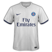 Maillots foot 2014 / 2015 Paris-2015-maillot-ext%C3%A9rieur-football