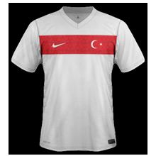 Turquie maillot extérieur 2014 2015