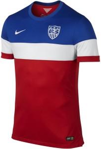 USA maillot extérieur Etats-unis 2014 coupe du monde