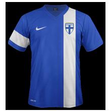 Finlande 2014 maillot short chausettes football exterieur