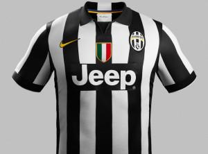Juventus 2015 maillot domicile 2014 2015