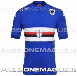Sampdoria 2015 maillot domicile