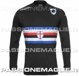 Sampdoria 2015 maillot gardien
