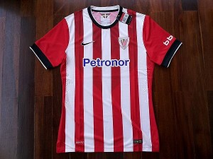 Athletic Bilbao 2015 maillot domicile