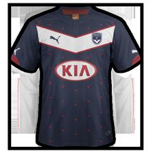 Bordeaux 2015 maillot foot domicile 2014 2015