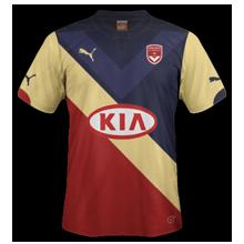 Bordeaux 2015 troisieme maillot third Heritage