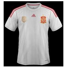 Espagne 2014 troisieme maillot third coupe du monde 2014