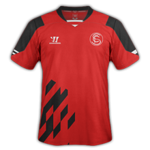 FC Seville 2015 maillot exterieur foot 14-15