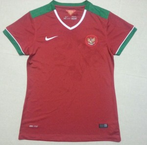 Indonesie maillot foot domicile 2014
