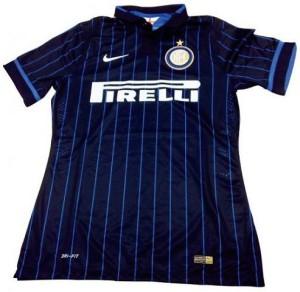 Inter Milan 14 15 maillot domicile
