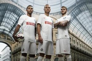 Inter Milan 2014 2015 maillot foot exterieur