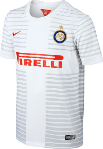 Inter Milan 2015 maillot exterieur officiel