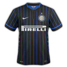 Inter Milan 2015 maillot foot domicile 14-15