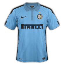 Inter Milan 2015 troisieme maillot third football