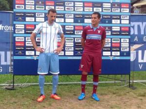 Lazio Rome 2015 maillot exterieur et third 2015