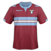 Lazio de Rome 2015 maillot exterieur foot