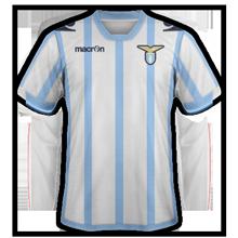 Lazio de Rome 2015 maillot third
