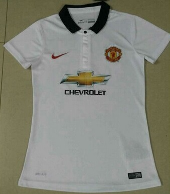 Manchester united 2015 maillot exterieur 2014 2015 for Maillot exterieur manchester united